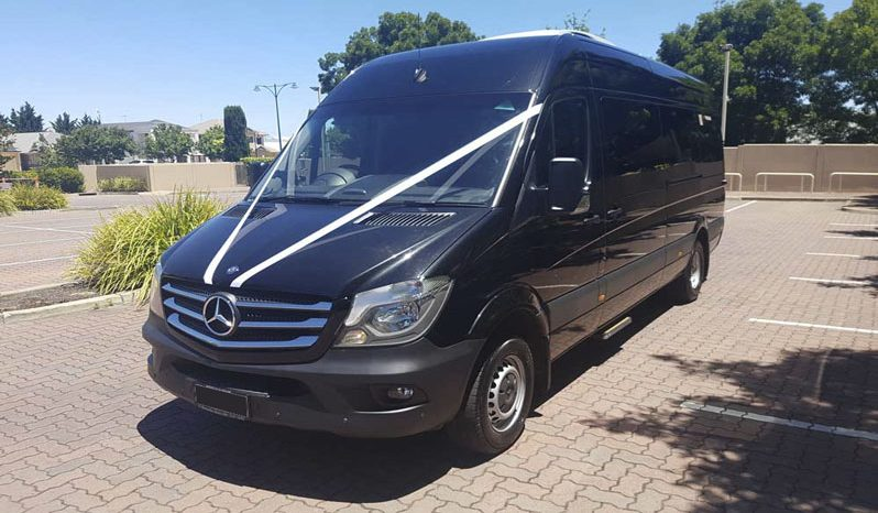 Mercedes Sprinter Wedding full