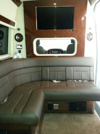 Mercedes Sprinter full