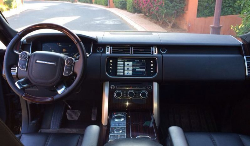 Rang Rover Vogue full